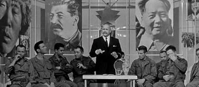 Im Kalten Krieg bekämpften Agenten das Böse aus dem Osten