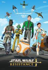 Star Wars Resistance - Poster