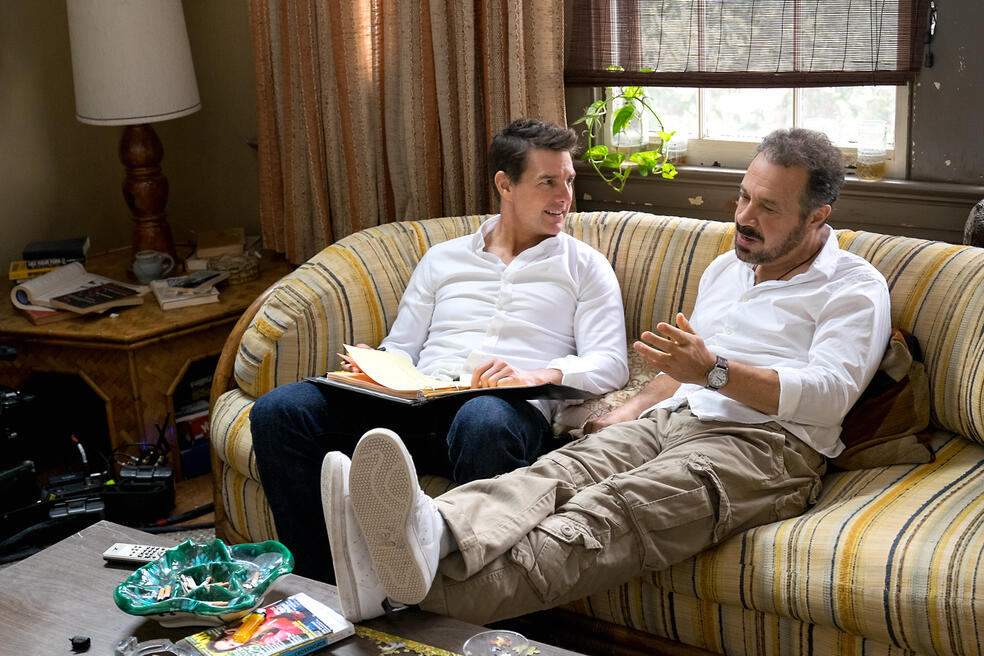 Jack Reacher 2 - Kein Weg zurück mit Tom Cruise und Edward Zwick