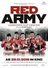 Red Army - Legenden auf dem Eis - Poster
