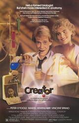 Creator - Der Professor und die Sünde - Poster