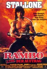 Rambo II - Der Auftrag - Poster