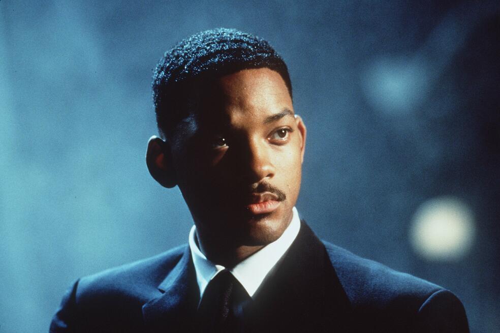 Men in Black mit Will Smith