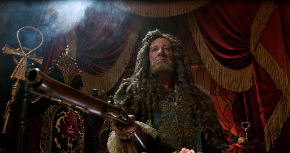 pirates of the caribbean: salazars rache stream