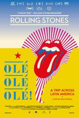 The Rolling Stones Olé Olé Olé!: A Trip Across Latin America - Poster