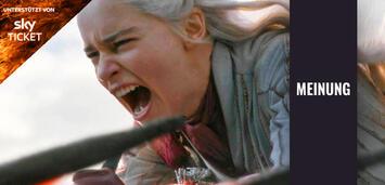 Bild zu:  Daenerys als Mad Queen?