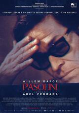 Pasolini - Poster