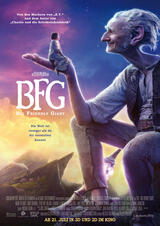 BFG - Big Friendly Giant - Poster