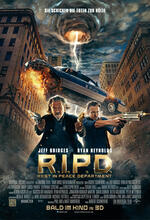 R.I.P.D. - Rest in Peace Department Poster