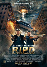 R.I.P.D. - Rest in Peace Department - Poster