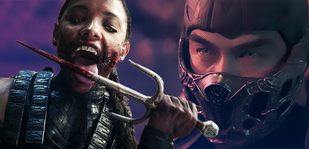 Mortal Kombat gibt's jetzt in 4K, auf Blu-ray und DVD