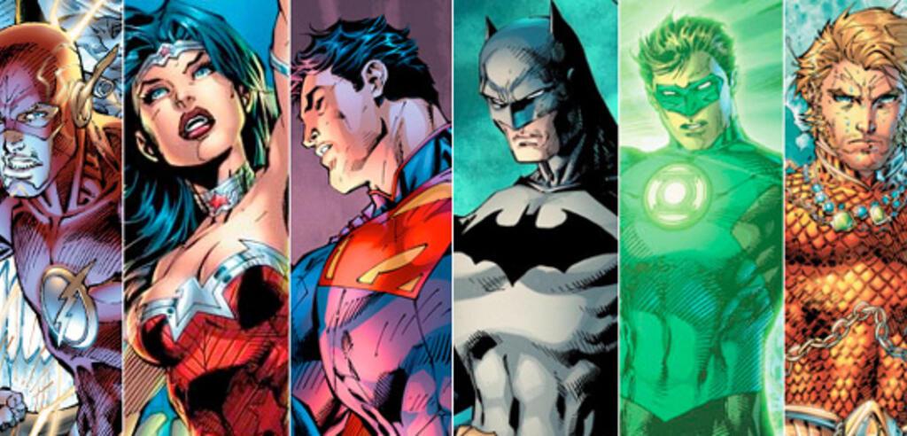Dc Superhelden