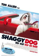 The Shaggy Dog - Hör mal wer da bellt - Poster