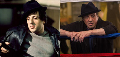 Sylvester Stallone in Rocky und Creed - Rocky's Legacy
