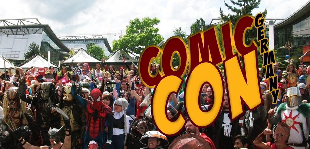 Cosplay-Treffen im Rothauspark