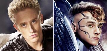 X-Men: Angel alt und neu