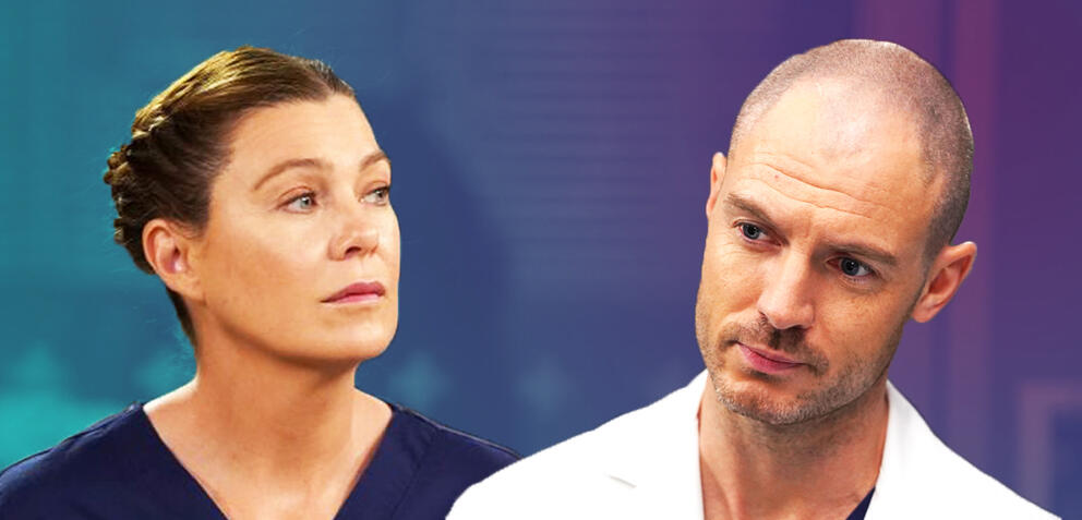 Grey's Anatomy - Staffel 16, Episode 9 mit McWidow Dr. Cormac Hayes