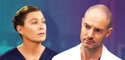 Grey's Anatomy - Staffel 16, Episode 9 mit McWidow Dr. Cormac Hayes