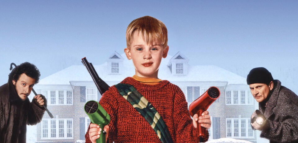Kevin Allein Zu Haus Macaulay Culkin Spielt Nochmal Seine Größte
