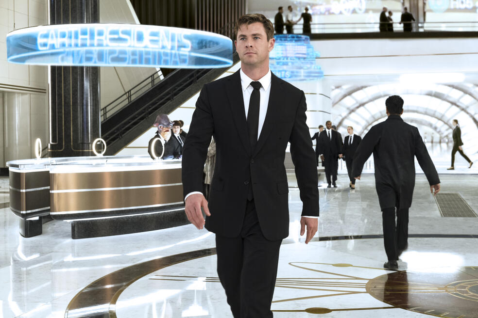 Men in Black: International mit Chris Hemsworth