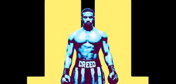 Bild zu:  Michael B. Jordan wird in Creed II wieder zum Boxer