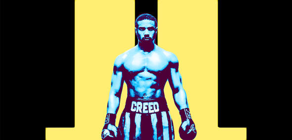 Michael B. Jordan wird in Creed II wieder zum Boxer