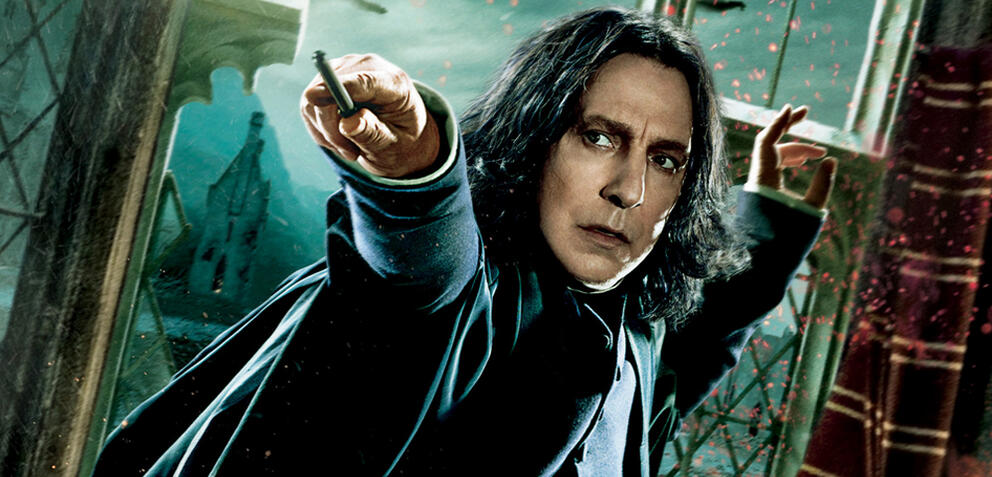 Ist Snape immer noch der Gute in Harry Potter and the Cursed Child?
