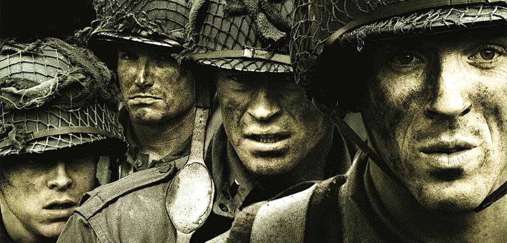 Nach Band of Brothers: Neue Weltkriegs-Serie von Steven Spielberg und Tom Hanks