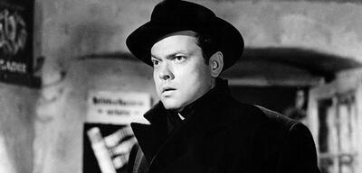 Orson Welles in Der dritte Mann