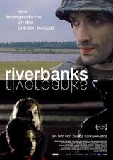 Riverbanks - Eine Liebe in Zeiten der Flucht - Poster