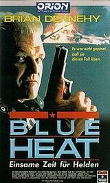 Blue Heat - Poster