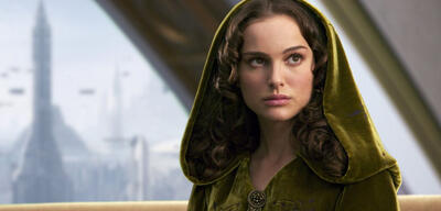 Natalie Portman inStar Wars