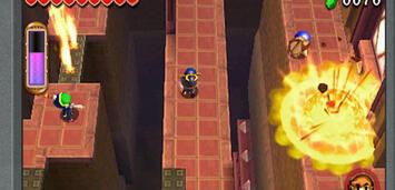 Bild zu:  The Legend of Zelda: Triforce Heroes
