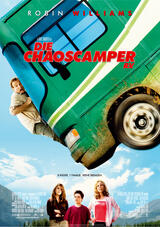 Die Chaoscamper - Poster