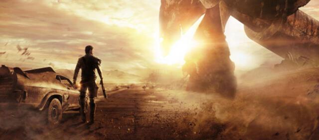 Mad Max im gleichnamigen kommenden Spiel.