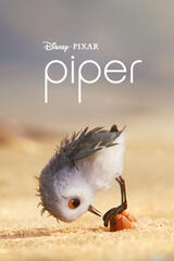 Piper - Poster