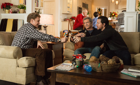 Daddy's Home 2 mit Mark Wahlberg, Mel Gibson und Will Ferrell - Bild 147
