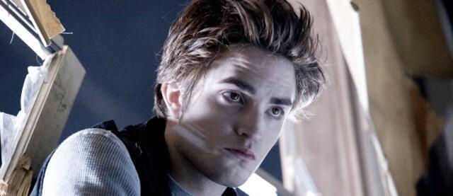 Robert Pattinson als Vampir Edward