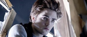 Bild zu:  Robert Pattinson als Vampir Edward