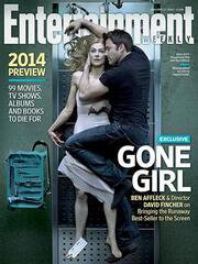 Coverbild der EW zu Gone Girl