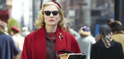 Cate Blanchett inCarol