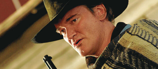 Quentin Tarantino lässt aus The Hateful Eight vorlesen
