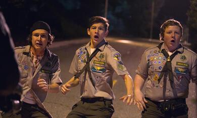 Scouts vs. Zombies - Handbuch zur Zombie-Apokalypse mit Tye Sheridan, Logan Miller und Joey Morgan - Bild 2