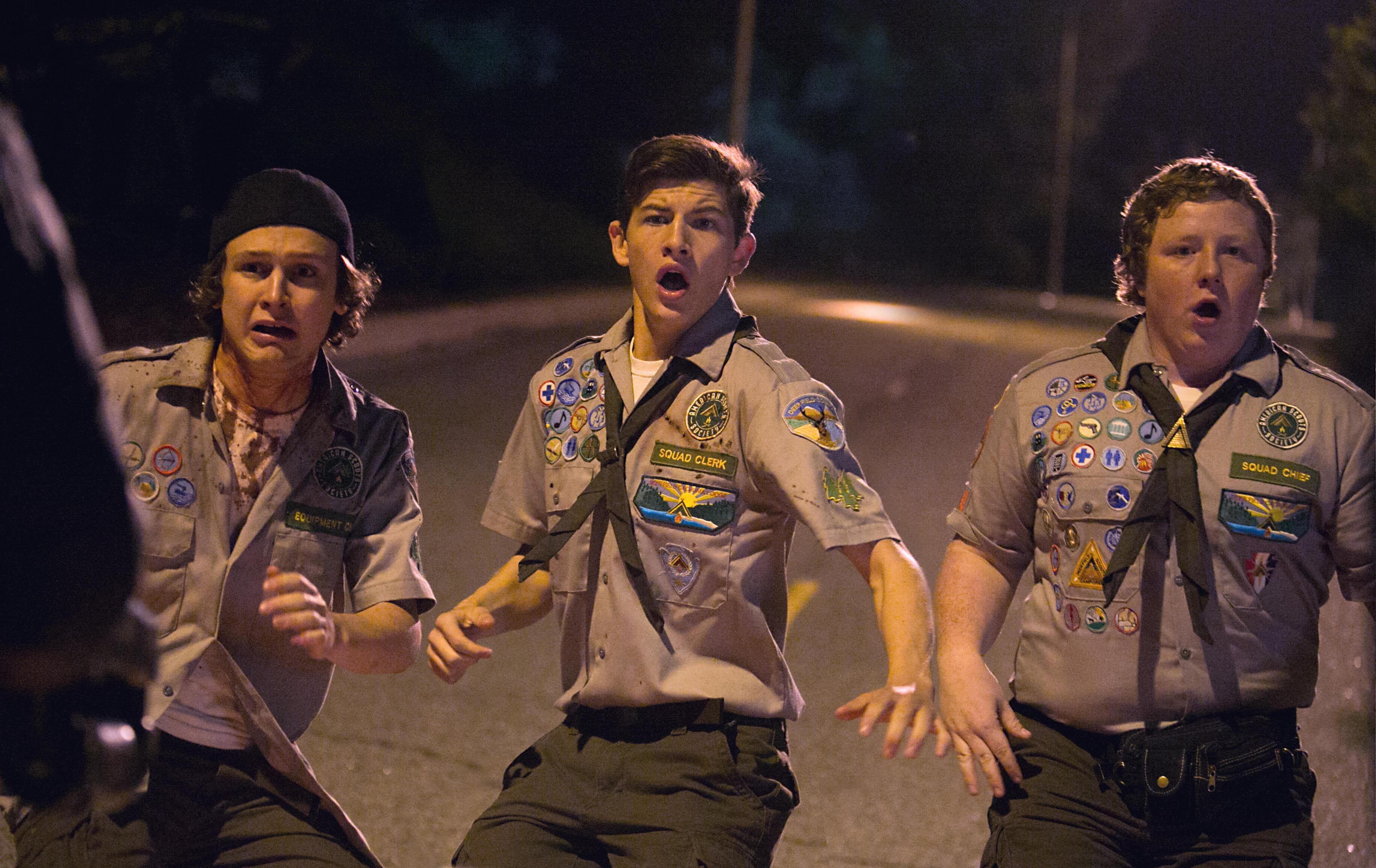 Scouts Vs. Zombies Stream Deutsch