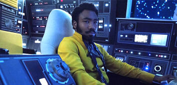 Bild zu:  Donald Glover in Solo: A Star Wars Story