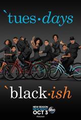 Black-ish - Staffel 4 - Poster