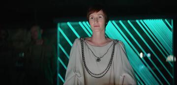 Genevieve O'Reilly als Mon Mothma in Rogue One