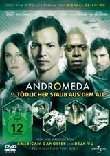 Andromeda - Tödlicher Staub aus dem All - Poster