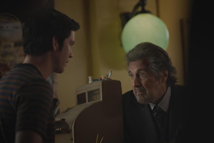 Hunters, Hunters - Staffel 1 mit Al Pacino und Logan Lerman