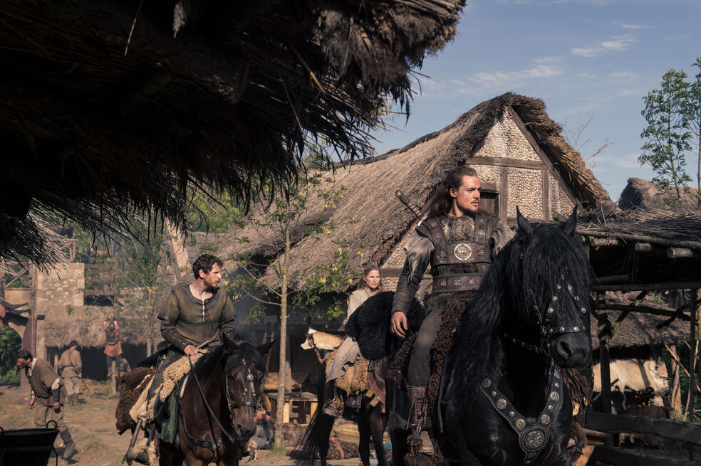 The Last Kingdom Staffel 2 Stream